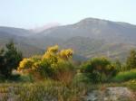 Ландшафт и горы геленджика